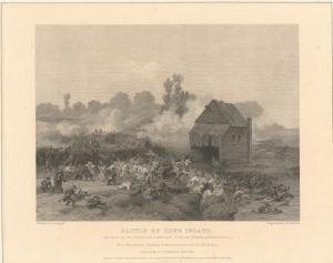 Battle of Long Island.