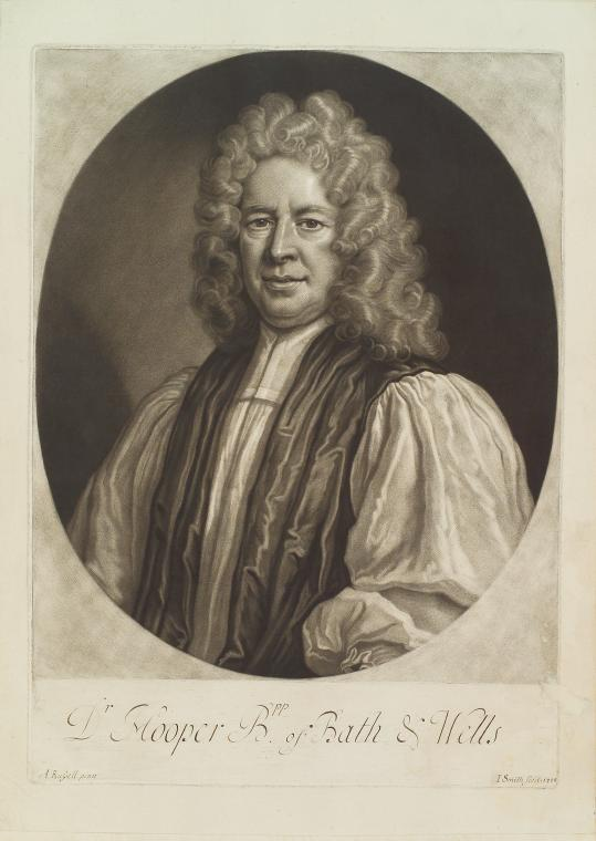 Fascinating Historical Picture of John Smith in 1710