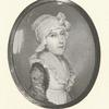 Mrs. Astor (from a miniature). [From The Pall Mall Magazine, pg. 180.]