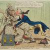 Political Ravishment; or The Old Lady of Threadneedle Street in danger!