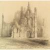 Kirkstall Abbey, near Leeds, Yorkshire