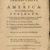Common sense: addressed to the inhabitants of America, ... (Title page)