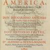 Piratas de la America [title page]