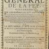 Avto General De La Fee, Celebrado Por Los Señores, El IlmoY Rmo Señor Don Iuan de Mañozca, Arçobispo de Mexico, del Consejo de ... la S. General Inquisicion [title page].