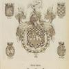[The arms of Pedro Telles Giron, Duke of Osuna.]