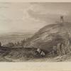 View of Leith Hill. From a sketch taken during the Government Survey in 1844.