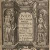 Ovid's Metamorphosis [title page]