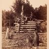 Signal tower on Elk Mountain, Maryland, overlooking battle-field of Antietam
