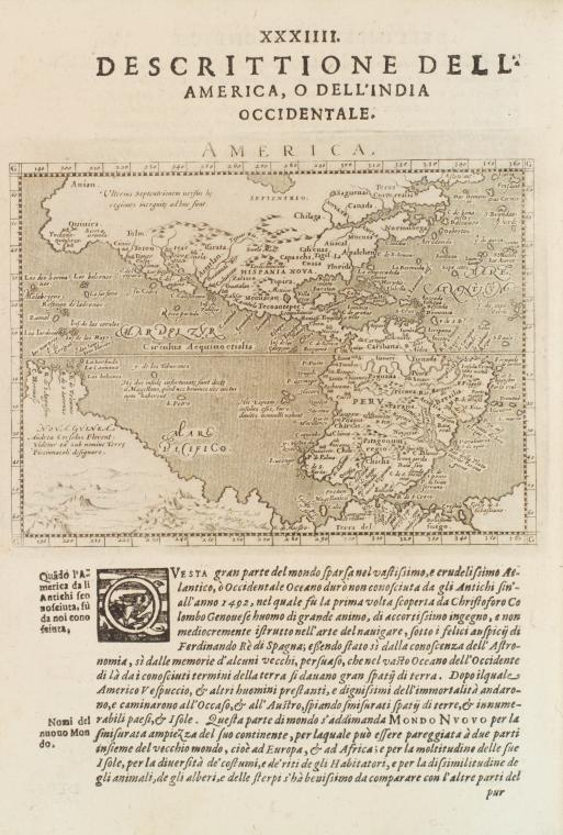 Fascinating Historical Picture of Ptolemy in 1596