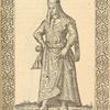Gentille-femme Turcque estant dans leur maison ou Sarail