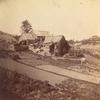 Summer house from W. Side in 6th Avenue. September 22, 1862