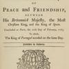 The definitive treaty of peace and friendship, between His Britannick Majesty, the Most Christian King, and the king of Spain. [title page].