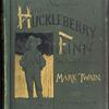 Adventures of Huckleberry Finn, front cover