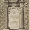 Coronica De La Religiosissima Provincia De Los Doze Apostoles Del Perv, title page