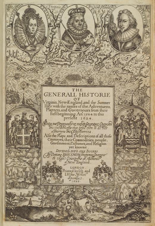 in 1624