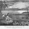 Massacre at the Fejee Islands in Septr 1823. Dreadful situation of Capt Dillon and the two other survivors.