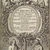 Chronica de la provincia de S. Antonio de los Charcas ... [title page].