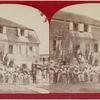 Moravian Day School at the Centre Mission, St. Croix, Danish West Indies.