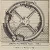Watt's first rotary engine, 1769