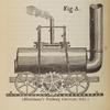 Blenkinsop's railway carriage, 1811