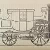 Patent steam coach, by Messrs. Burstall and Hill, of London and Edinburgh, 1824