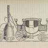 Patent steam carriage, by Mr. Burstall,  Edinburgh, 1827