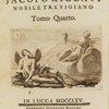 Opere del conte Jacopo Riccati, ... [title page, t. 4]