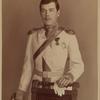 Tsarevich Nikolai Aleksandrovich, the future Nicholas II, Emperor of Russia, 1868-1918 (son of Alexander III and Mariia Fedorovna)]