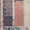 [Folio 43r from Psalterium.]