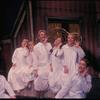 Mary Martin with the actors playing the von Trapp children in The Sound of Music