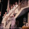 Theodore Bikel, Mary Martin and the actors playing the von Trapp children in The Sound of Music