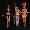 Chotzi Foley, Maria Karmilova and Faith Dane in Gypsy