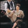 Jack Klugman and Ethel Merman in Gypsy