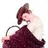 Publicity photo of Julie Andrews in the stage production My Fair Lady.