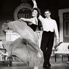 Nanette Fabray and Robert Ryan in the stage production Mr. President.