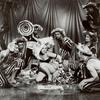 Marilyn Monroe and dancers in the motion picture There's No Business Like Show Business