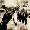Ethel Merman and dancers in the motion picture Alexander's Ragtime Band.
