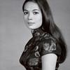 Nancy Kwan in promotional photo for The World of Suzie Wong