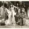 Theda Bara and cast members in the motion picture Cleopatra.