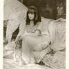 Theda Bara in the motion picture Cleopatra.