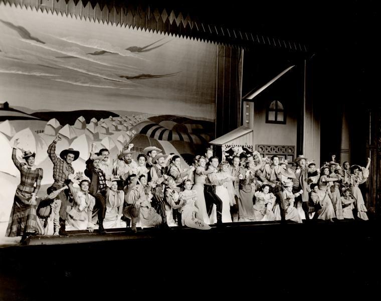 Happy 75th Anniversary to OKLAHOMA!