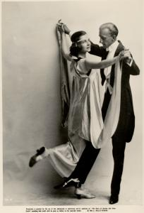 Publicity still of Vernon and Irene Castle.