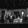 Patrice Munsel (center sitting on couch) and company in the stage production Applause