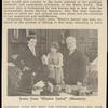 Review of the silent film Elusive Isabel with Florence Lawrence (pictured with unidentified actors). Motion Picture World May 6, 1916