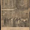 England--The Jubilee Ball at the Reform Club. Presentation of Hon. William F. Cody [Buffalo Bill]