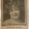Photo of Margaret Flavin in the Louisville Post.