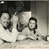 Tennessee Williams and Anna Magnani.