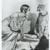 Publicity photograph of Josephine Baker.