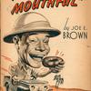 Pamphlet - You Said a Mouthful by Joe E. Brown