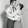 Jack Cassidy and Betty Oakes in Sandhog.